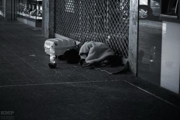 Obdachloser