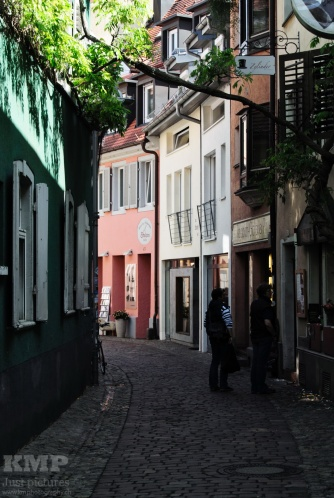 In den Gassen der Altstadt