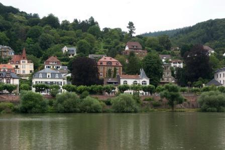 Der Neckarstrand