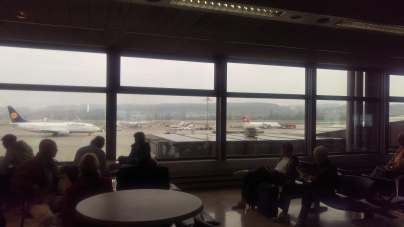 Flughafen ZRH - Ready to take off