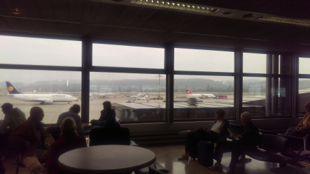 Flughafen ZRH - Ready to take off