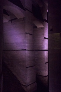 Im Innern des Völkerschlachtdenkmals