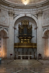 Im Innern des National Pantheon