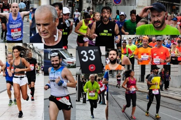 Lissabon Stadtmarathon