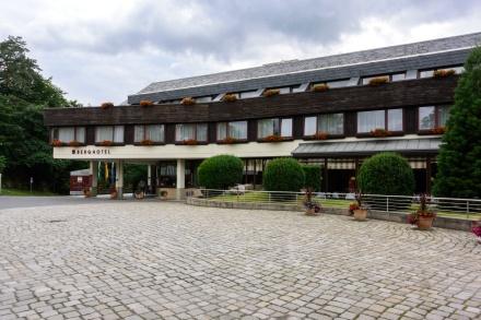 Das Berghotel Bastei