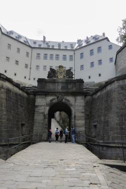 Das Eingangsportal