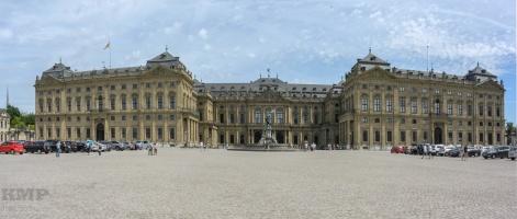 Die Residenz (Front)