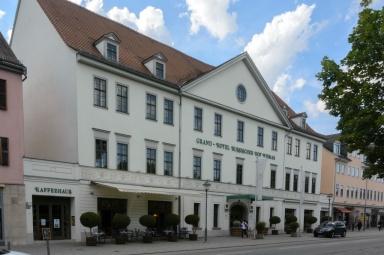 "Das Grandhotel ""Russischer Hof"""