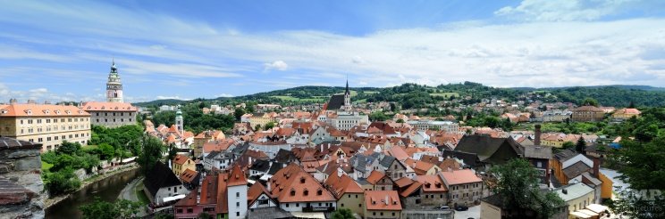 Panorama der Altstadt