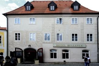 Mein Hotel in der Altstadt