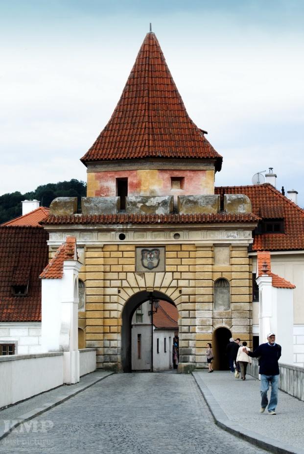 Das Budvartor zur Altstadt