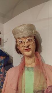 Figur im Heimatmuseum