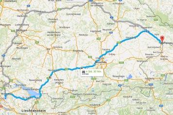 Grafstal - Passau