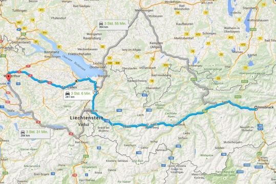 Innsbruck - Graftstal