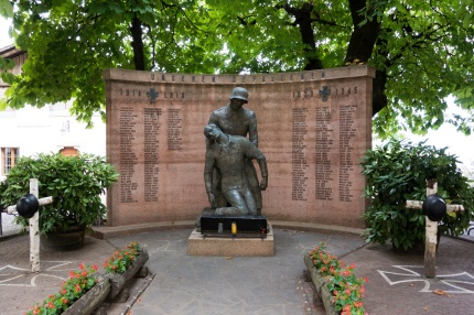 Denkmal für die Gefallenen der Weltkriege