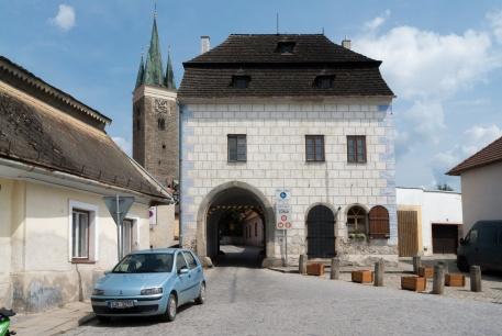 Tor in der Altstadt