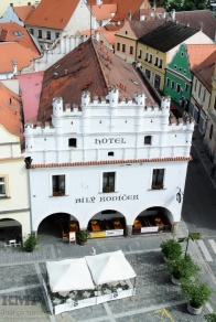 """Das Gasthaus zum """"Weissen Pferd"""""""