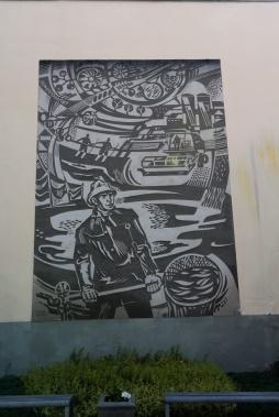 Kunst aus der Sovietzeit
