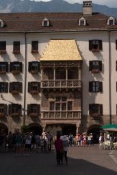 Das Goldene Dacherl