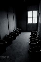 Toiletten der Häftlinge