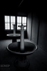 Waschraum der Häftlinge