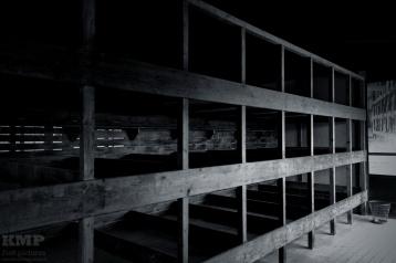 Schlafstätten der Häftlinge