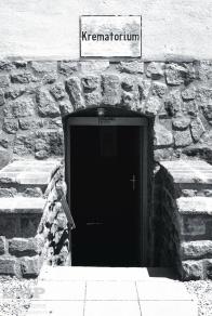 Eingang zum Krematorium