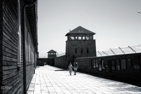 Aussenmauer von innen