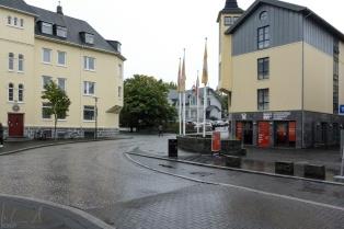Heute: Wind und Regen in Reykjavík