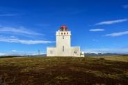 Der Leuchtturm am südlichsten Punkt von Island