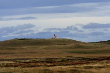 Die älteste Steinkirche Islands