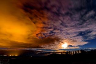 Der Himmel über Skálholt