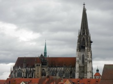 Der Dom zu Regensburg