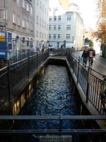 Kanal in der Altstadt