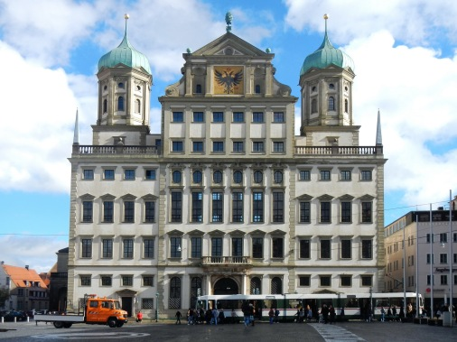 Das Augsburger Rathaus