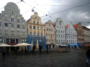 Am Rathausplatz