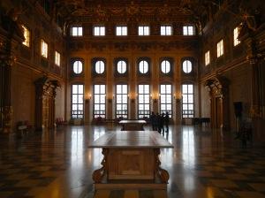 Der Goldene Saal im Rathaus