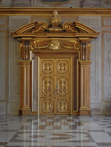 Im Goldenen Saal im Rathaus
