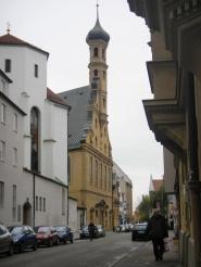 Evangelische Heilig Kreuz Kirche