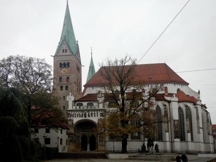 Der Dom zu Augsburg