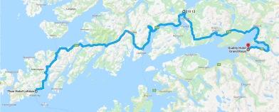10. Tag Svolvær - Narvik