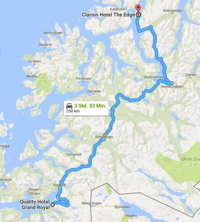 11. Tag Narvik - Tromso
