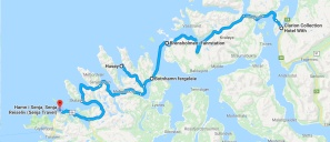 3. Tag Tromsø - Hamn i Senja