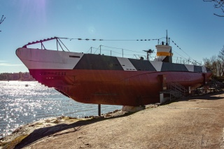 U-Boot Vesikko