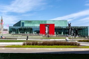 Das Muikzentrum von Helsinki