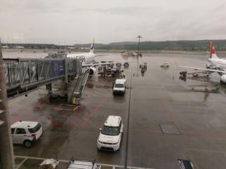 bye, bye regnerisches Zürich