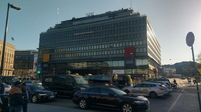 Mein Hotel am Hauptbahnhof