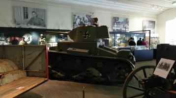 Militärmuseum auf Soumenlinna