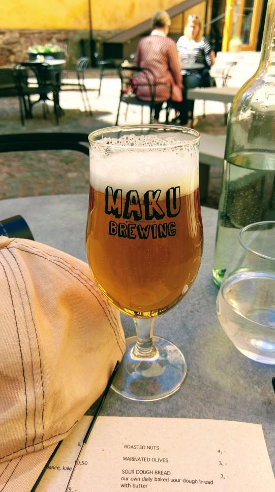 MAKU - finnisches Bier