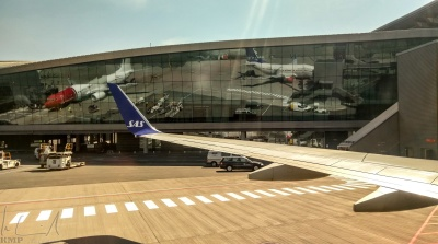 Flughafen Oslo-Gardermoen
